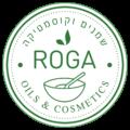 רוגע קוסמטיקה לוגו